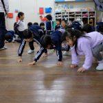 2017-02-09 運動遊び(年長)